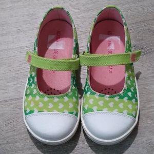 Agatha Ruiz De La Prada velcro mary jane shoes